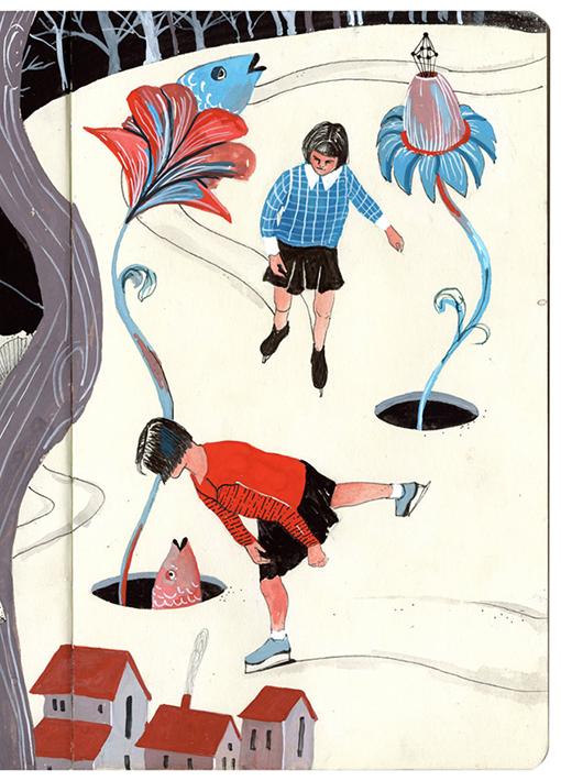 Scketchbook - Luisa Rivera