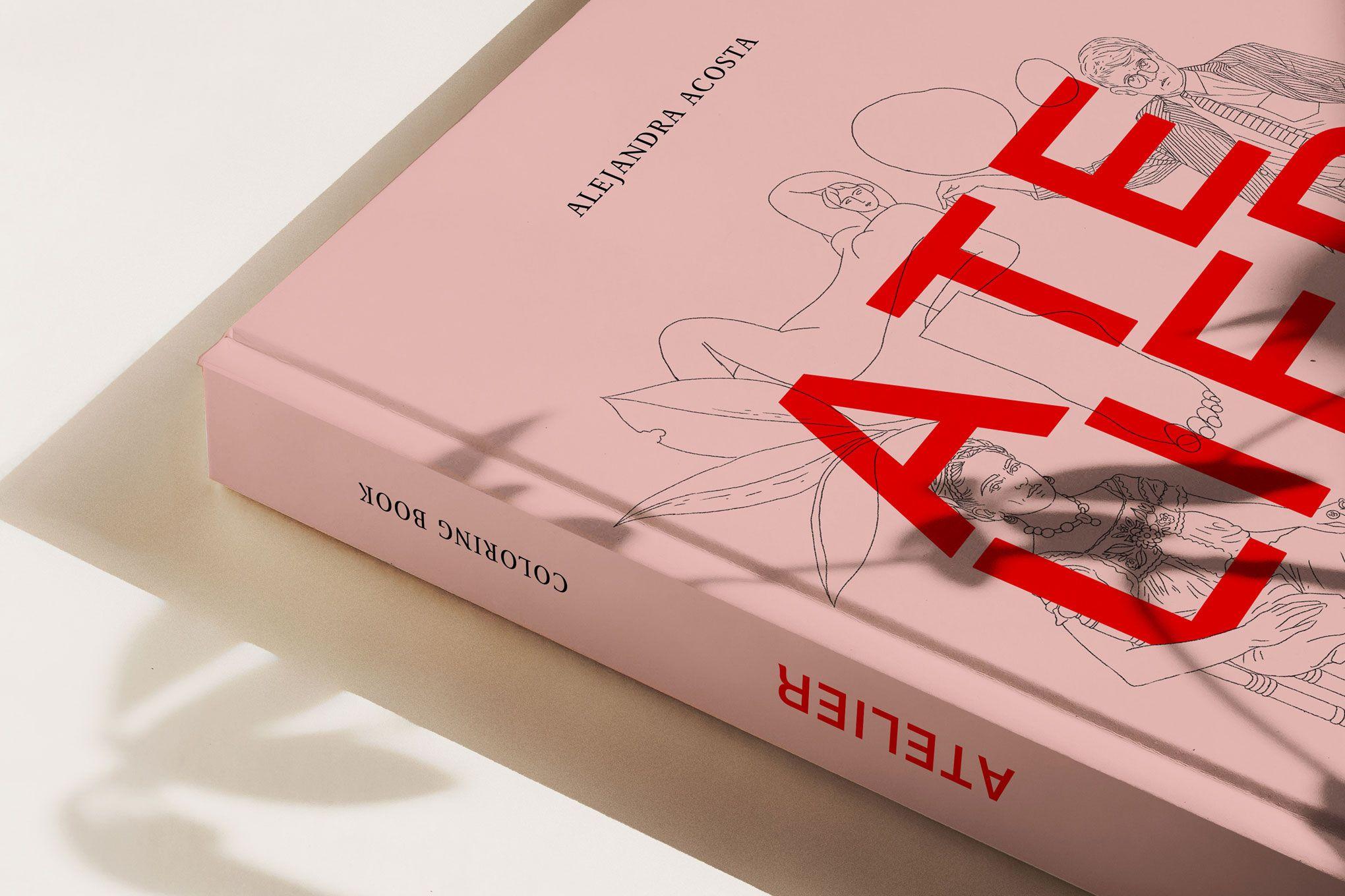 Libro Atelier - Alejandra Acosta