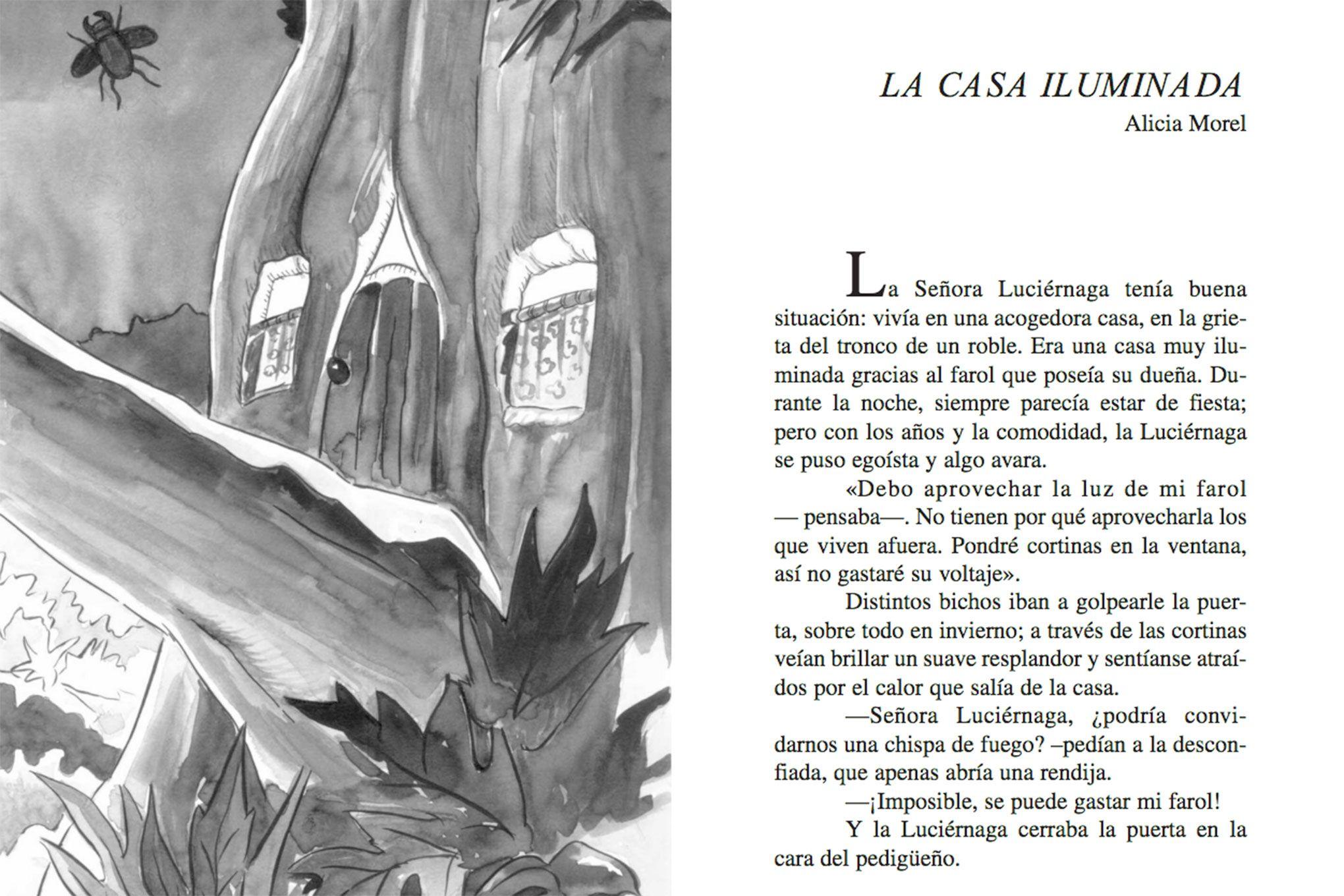 cuento Alicia-Morel-La-casa-iluminada