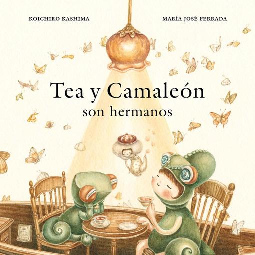 Conozcamos-MariaJoseFerrada-Tea y el camaleón