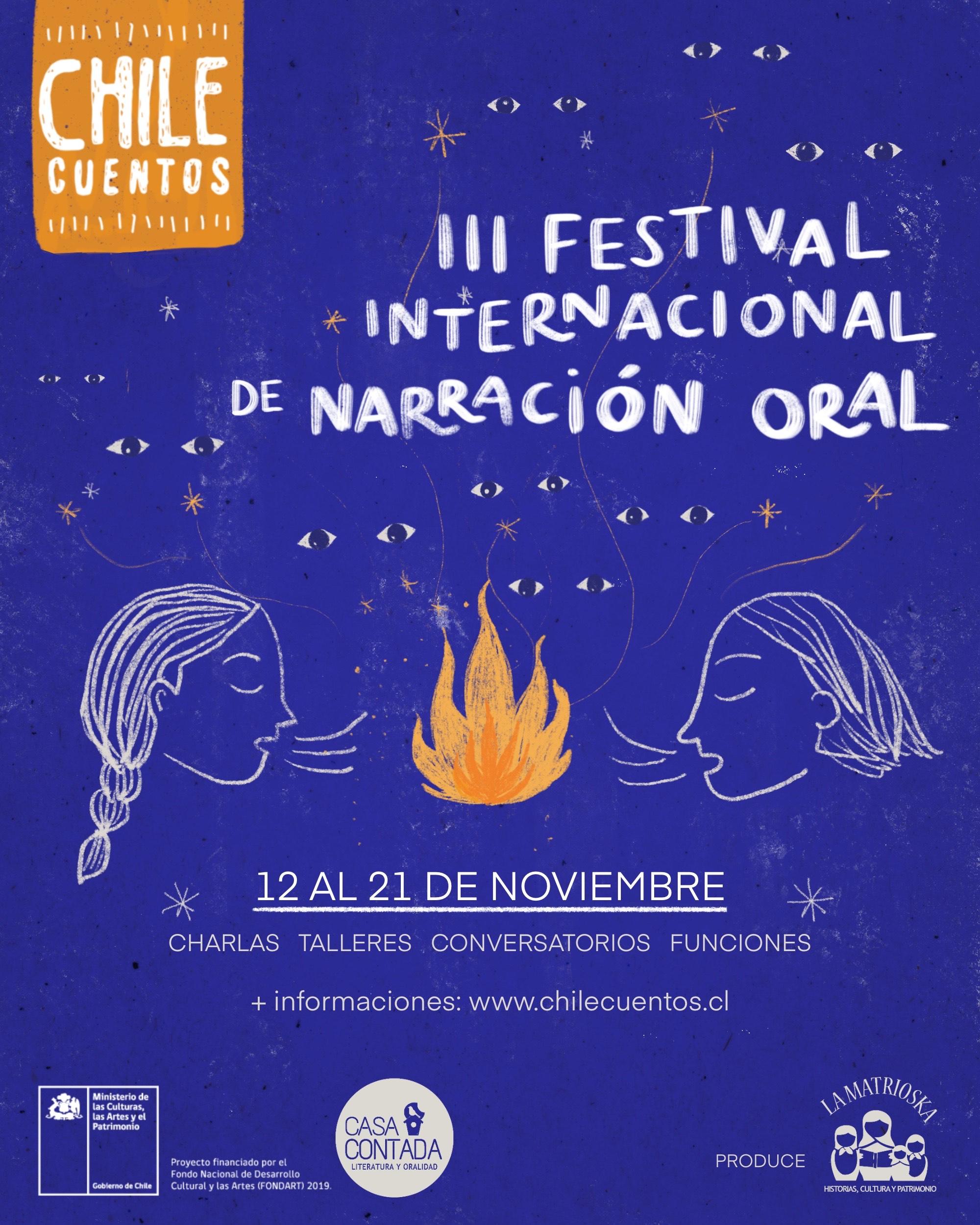 III Festival Internacional de Narración Oral | Chile