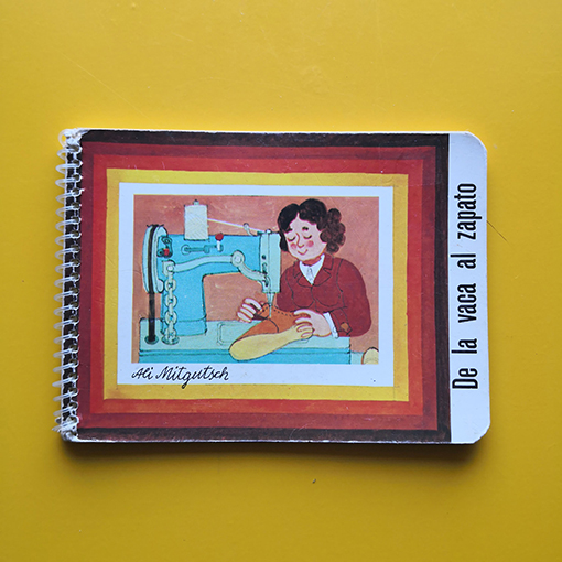 Libros de Ali Mitgutsh 02