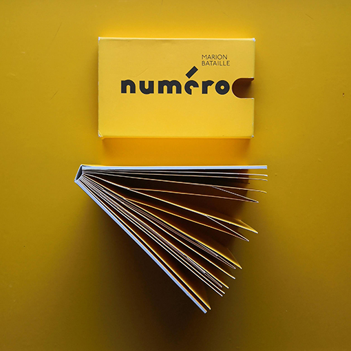Libros objetos - Numeros