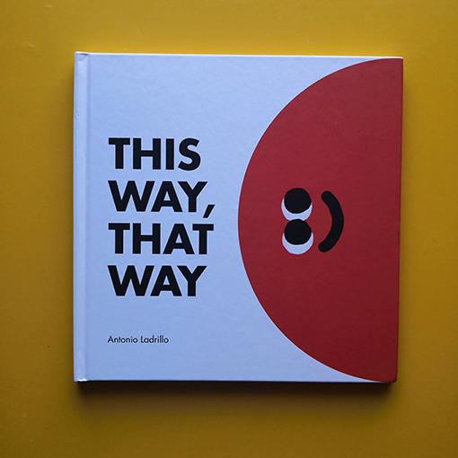 Libros objetos - This way...