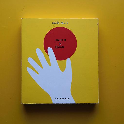 Libros objetos - Hartu & Eman