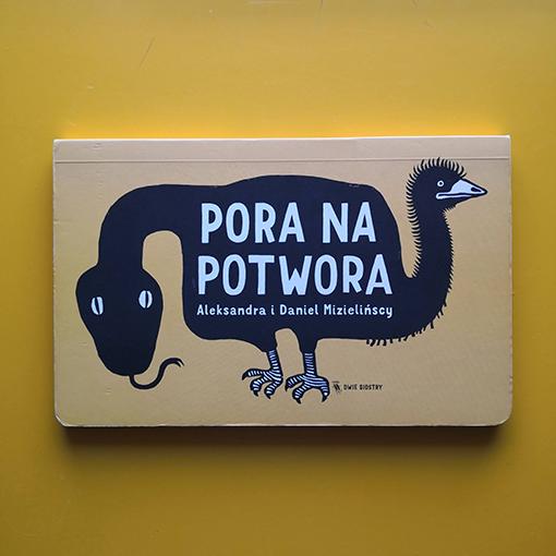 Libros objetos - Pora Na Potwora