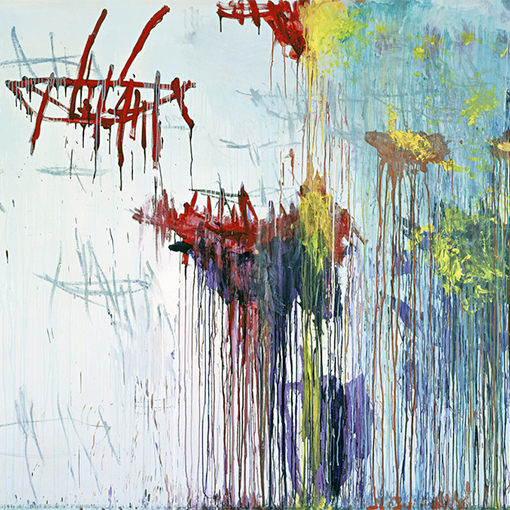 Cy Twombly _ referente