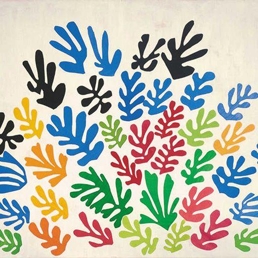 Referentes  - Los recortes de Matisse