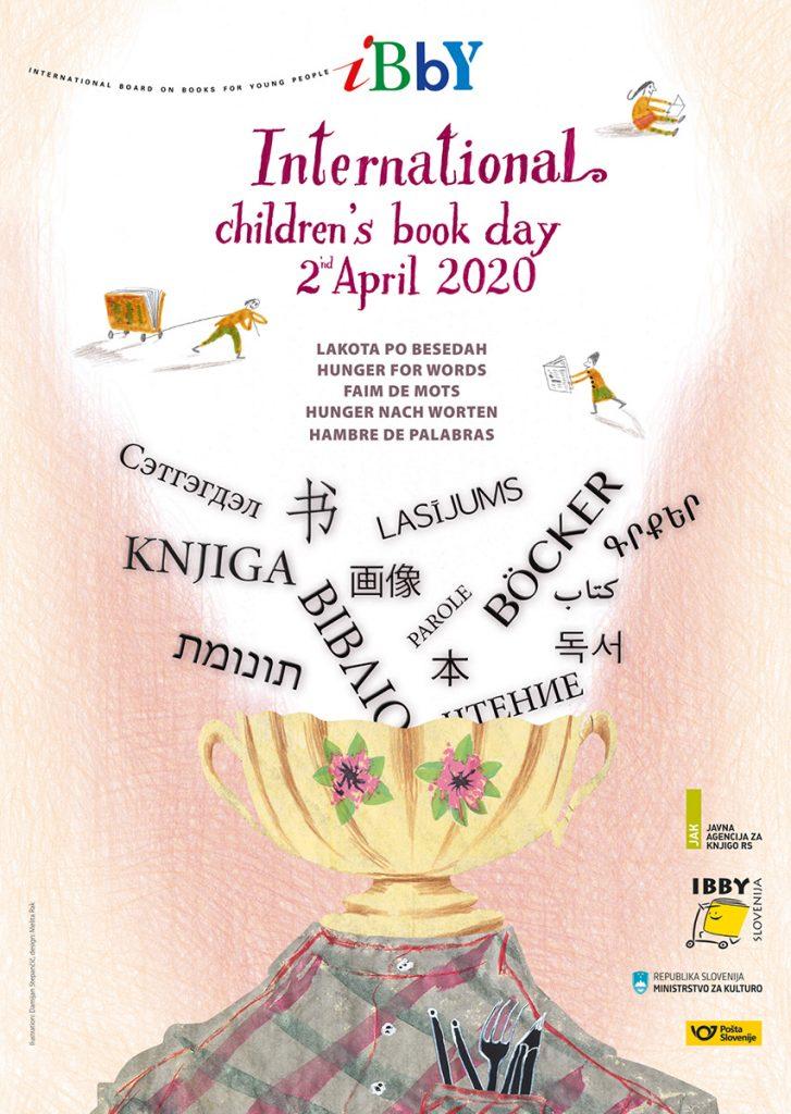 día del libro infantil ibby 2020