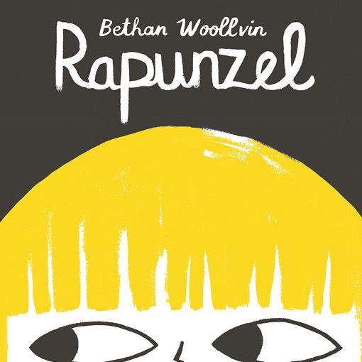 Libro Rapunzel - Bethan Woollvin