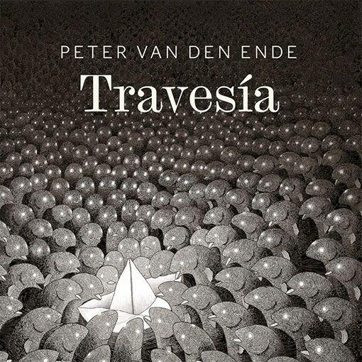Libro Travesía, Peter van den ende, Libros de zorro rojo.