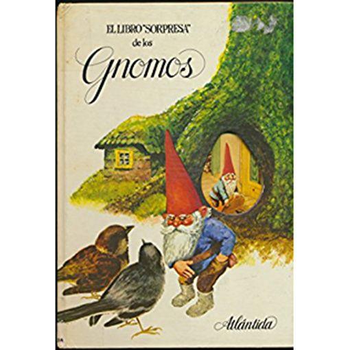 El libro sorpresa de los gnomos - portada