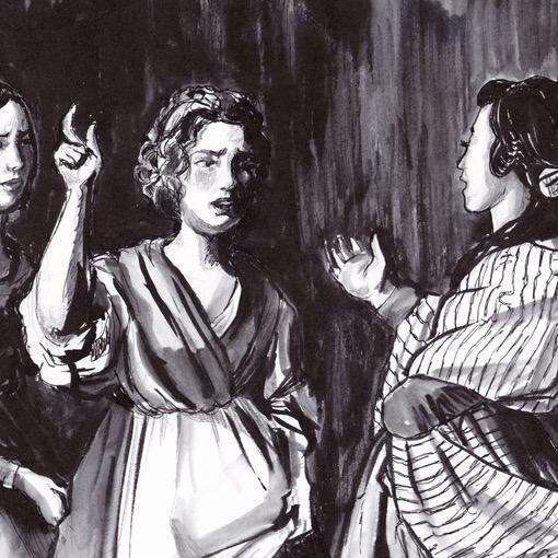 Voz y Letra de mujer 02