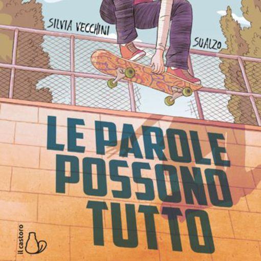 Silvia Vecchini e Sualzo - Le parole possono tutto portada