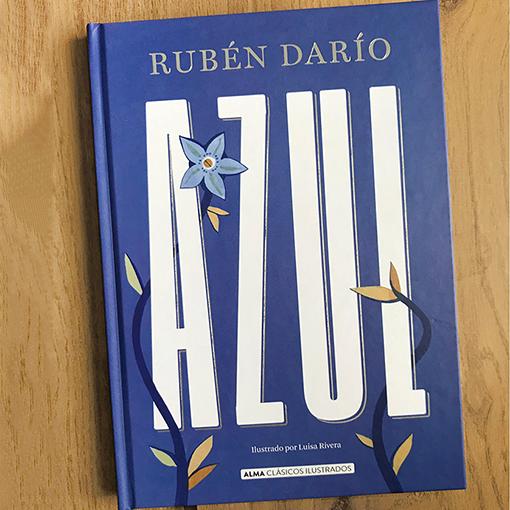 Azul - Luisa Rivera