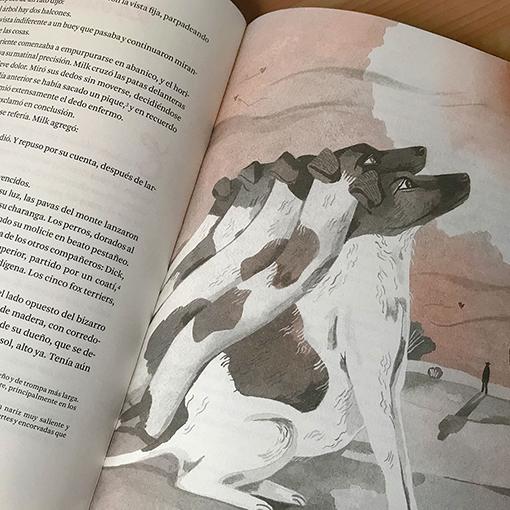 Quiroga - libro detalle - Luisa Rivera