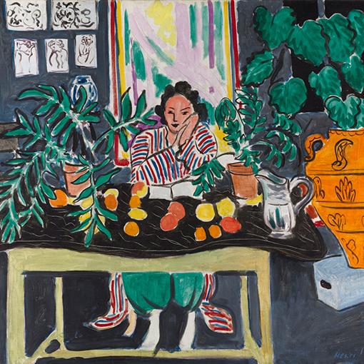 referencia luisa - Matisse