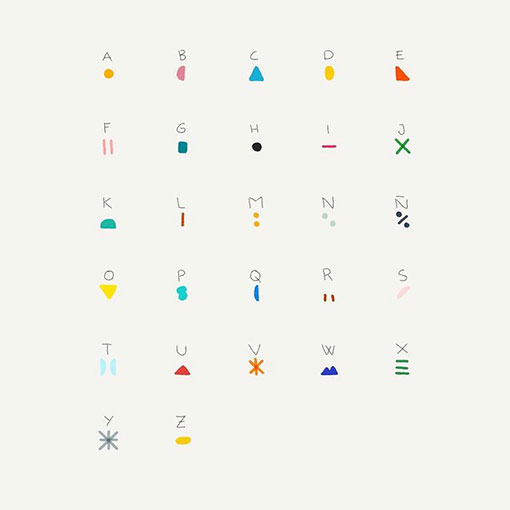 Daniel Mustieles Poema visual