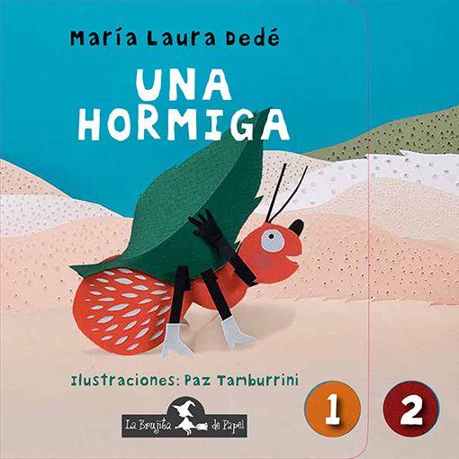 Libro Una Hormiga